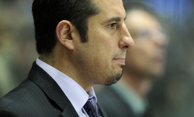 Five candidates to coach the Flames in 2012-13