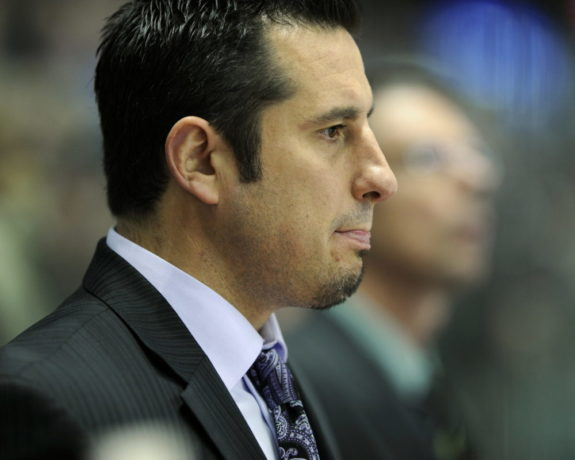 Bob Boughner Windsor Spitfires