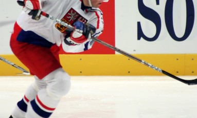 Czechs Show Their Love For Hockey, Jagr Propels Team to Victory