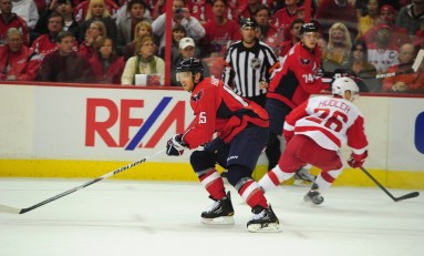 Halpern enjoyed second stint with Capitals. Set to become UFA
