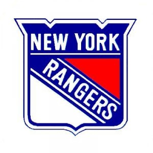 New York Rangers logo 1971-1978