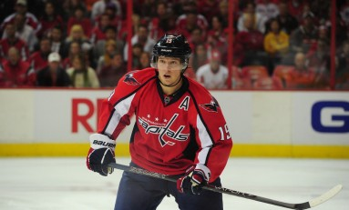 No Concussion for Capitals' Nicklas Backstrom