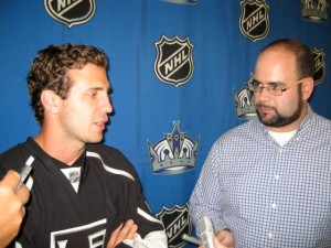 Mike Richards LA Kings