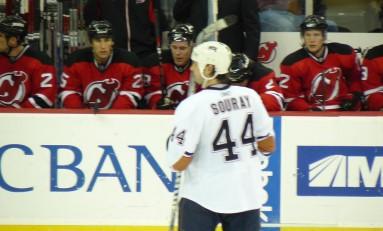Sheldon Souray returns to Edmonton