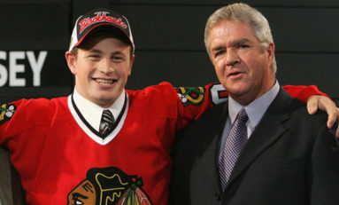 Jack Skille Proving His Worth to the Chicago Blackhawks