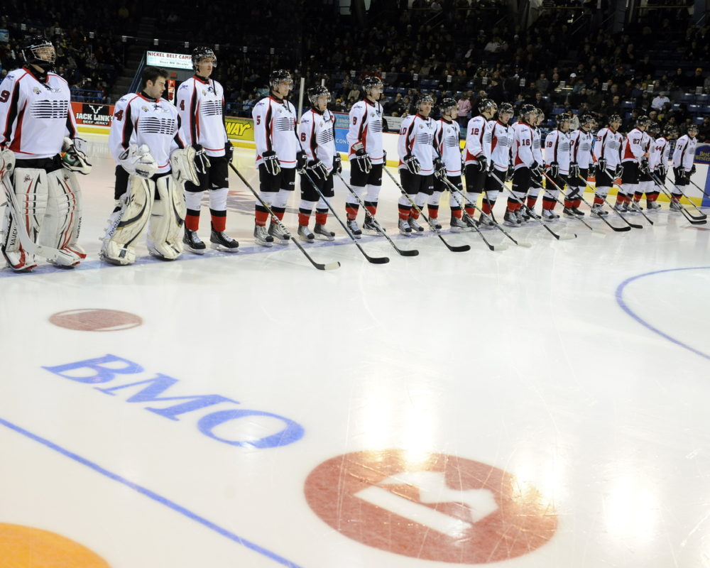 OHL Rosters Announced for Canada Russia Super Series