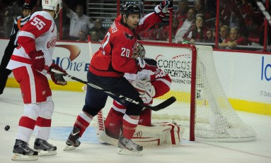 Balance Key to Capitals' Success