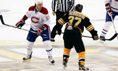 Bruins look for spark in home-and-home series against the Canadiens