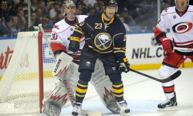 Buffalo Sabres Forward Ville Leino and His Albatross Contract