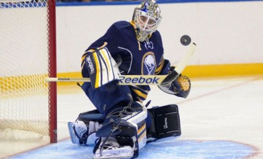 Is Jhonas Enroth Ready To Be The Sabres' Number One Goalie?