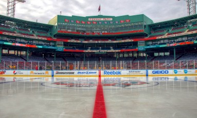 Bruins to Host 2016 Winter Classic