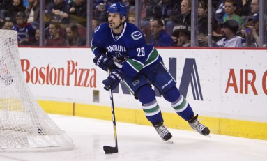 Vancouver Canucks Finally Hitting Cruise Control- A First Quarter Analysis