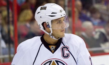Oilers Captain Out Indefinitely