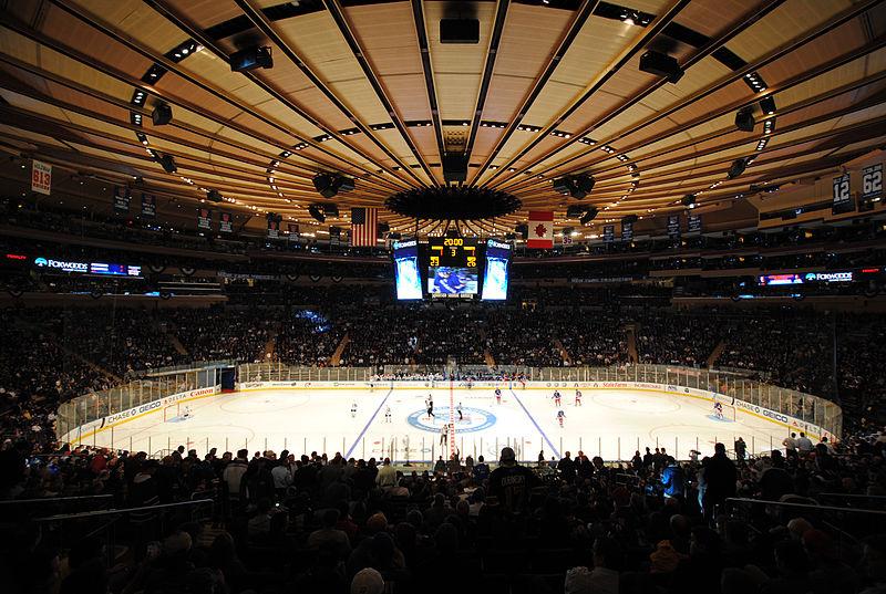 Hockey Arenas