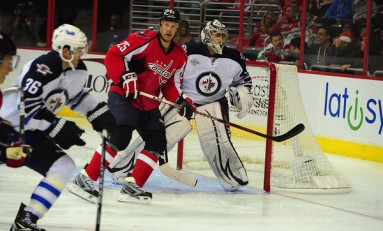 Four Corners of the Rink: Capitals vs. Sharks Review