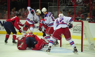 With the Capitals, Doing More Brings Less