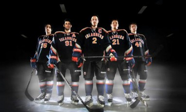 Islanders Fail With New Third Jersey