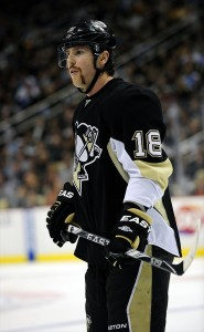 James Neal Penguins