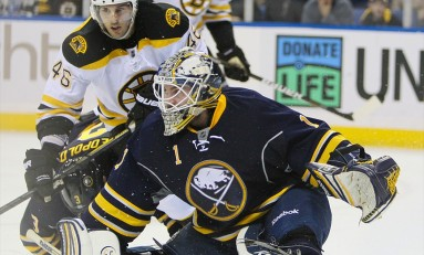Sabres Not Done, Enroth Shipped Back to Ruff