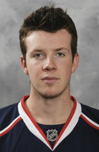 Ryan Johansen (Courtesy of the Columbus Blue Jackets)