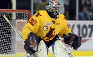 Malcolm Subban, Providence Bruins OHL