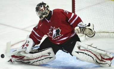Will Team Canada's Starting Goalie Please Stand Up