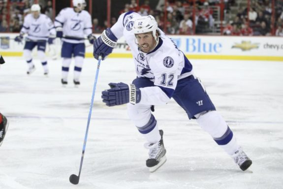 Ryan Malone, Tampa Bay Lightning
