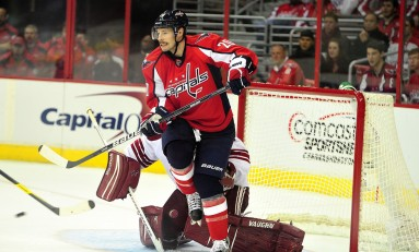 Capitals Troy Brouwer Blasts Teammates