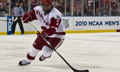 5 Detroit Red Wings' Prospects Doing Well In 2011-12