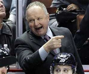 Is Randy Carlyle on the Hot Seat ?