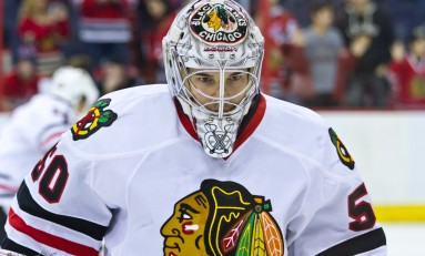 Corey Crawford: Sophomore Slump, or Larger Team Issue?