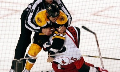 Are The Bruins Once Again The NHL's Bullies?