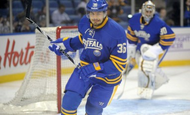 Patrick Kaleta: The Headbutt, 10 Reasons why Sabres Fans Love Him, & Matthew Barnaby, too!