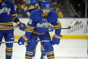 how long is Kaleta suspended for Buffalo Sabres