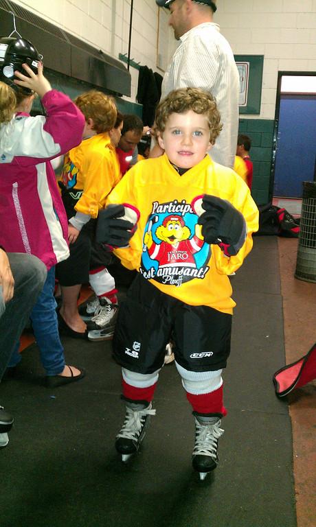 Kasm Hollingdrake 4 years old