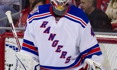 Rangers Begin Winter Classic Roadtrip With a Loss