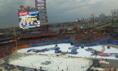 Lightning Deserve an Outdoor Game