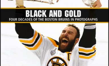 Hockey Book Review:  Black and Gold