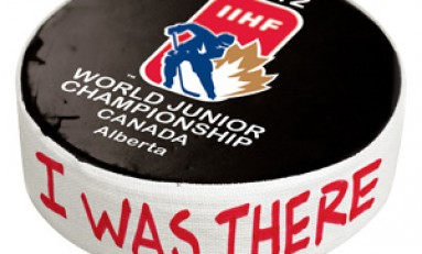 Stories from the 2012 WJHC:  David Slays Goliath, Canada Beats Czech Republic
