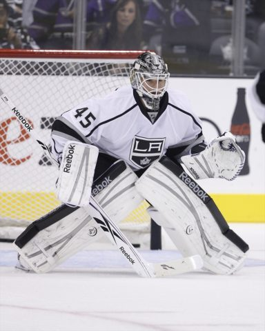 Jonathan Bernier, Los Angeles Kings