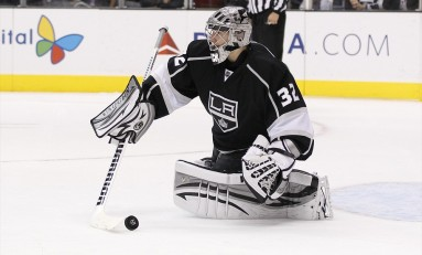 Why Jonathan Quick Should Win the Vezina Trophy