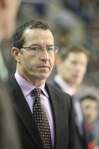 Kevin Dineen Panthers Coach