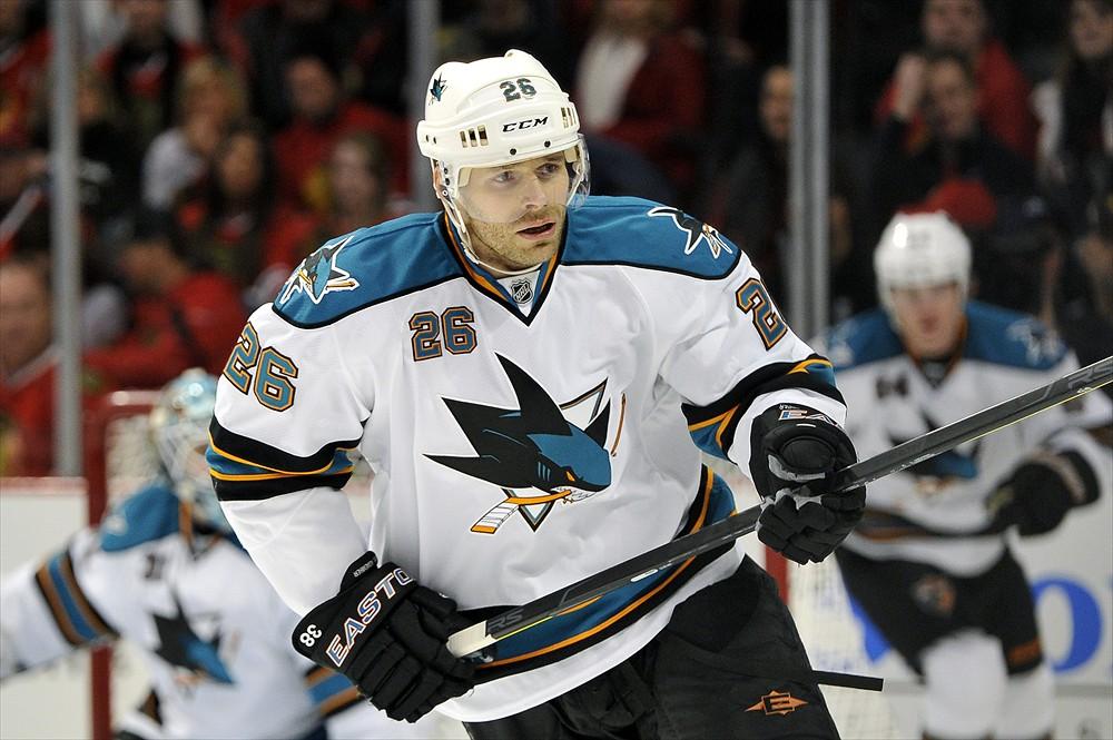 Michal Handzus Sharks