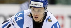 """Mikael Granlund, also known as """"Bruce"""" by his teammates, was a large part of the team's success last season. (Tomi Hänninen)"""