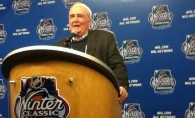 2012 Winter Classic Coverage: Phillies President Montgomery Speaks