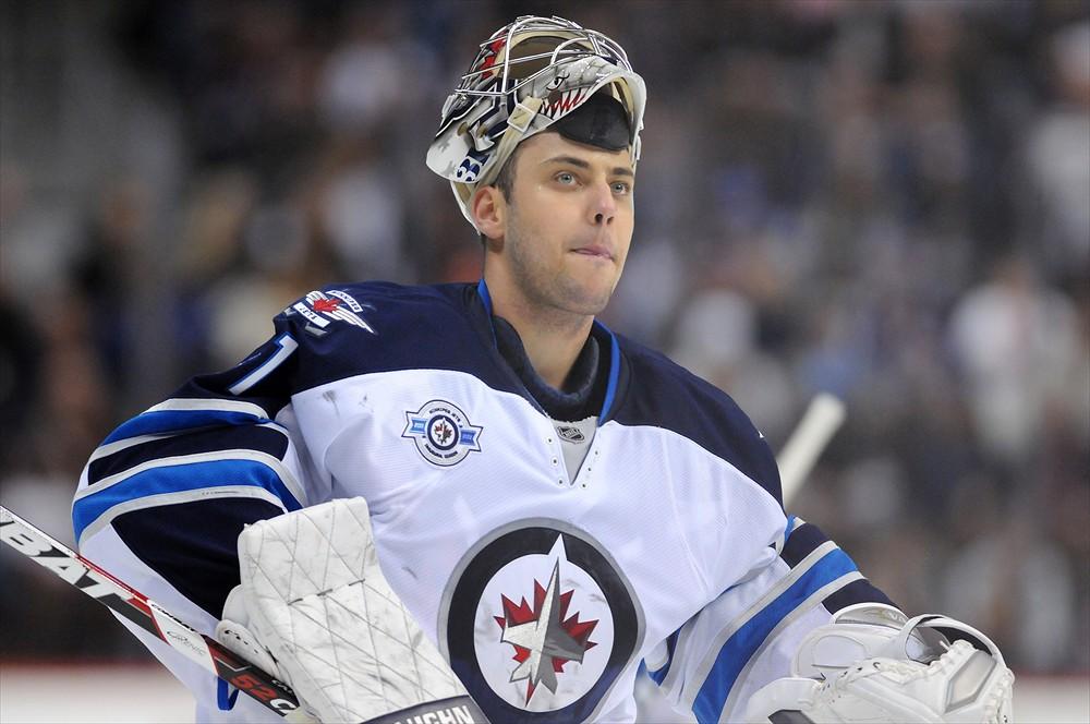 Ondrej Pavelec, Winnipeg Jets, NHL