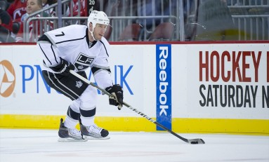 Scuderi's Exit Leaves Kings with Missing Piece on Defense