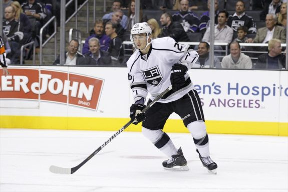 Viatcheslav Voynov, Slava, Los Angeles Kings