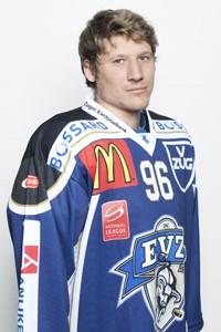 Damien Brunner EV Zug