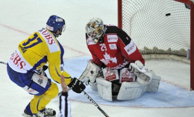 Canada, Time to Bring Home the Spengler Cup